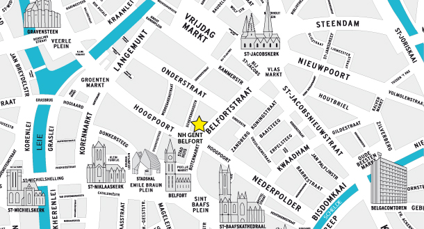 Ghent_map_historicalcentre